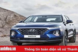 Lộ giá bán của Hyundai Santa Fe 2019 trước giờ ra mắt chính thức