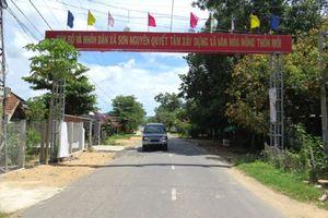 Phú Yên xây dựng, quản lý giao thông nông thôn gắn với mục tiêu xây dựng nông thôn mới