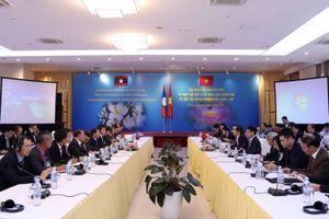 Hội nghị cấp chuyên viên Kỳ họp lần thứ 41 Ủy ban liên Chính phủ về hợp tác song phương Việt Nam - Lào