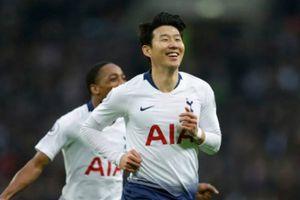 Lần thứ 4 Son Heung Min nhận danh hiệu Cầu thủ hay nhất châu Á