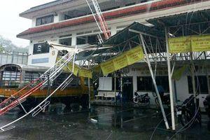 Bão nhiệt đới Pabuk đổ bộ vào Thái Lan khiến 3 người thiệt mạng