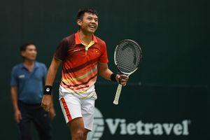 Hoàng Nam gặp đối thủ vừa sức ở trận ra quân giải Vietnam Open