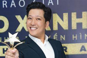 Trường Giang được khán giả yêu thích nhất tại giải thưởng phim ảnh