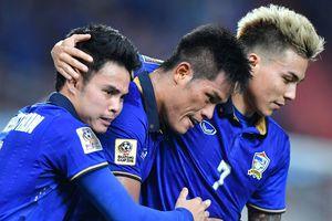 'Tuyển Thái Lan không bị tâm lý trước trận gặp Ấn Độ'
