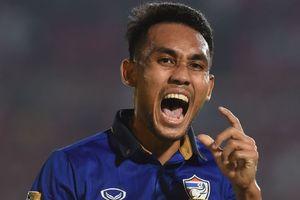 Chanathip mờ nhạt, Thái Lan thua thảm ở trận ra quân Asian Cup