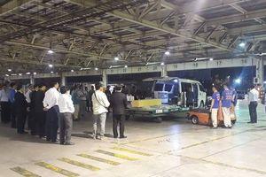 Thi thể 3 du khách Việt bị đánh bom tại Ai Cập về đến TP Hồ Chí Minh