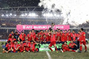 FIFA ấn tượng với kỷ lục bất bại của đội tuyển Việt Nam