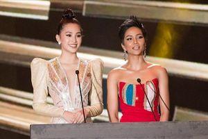 H'Hen Niê và Hoa hậu Tiểu Vy cùng khoe sắc vóc 'một chín một mười'