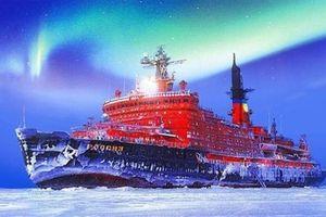 Mỹ 'ngồi nhìn' quyền bá chủ Bắc Cực của Nga