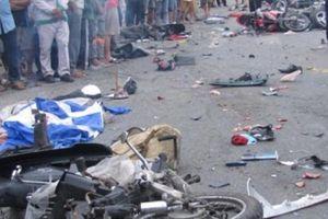 Long An: 115 người chết do tai nạn giao thông năm 2018