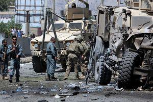 Tiến công đẫm máu ở Afghanistan