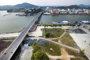 Hà Tiên - thành phố trẻ vùng biên giới Tây Nam