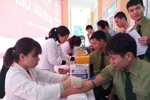 Khai mạc Ngày hội hiến máu Chủ nhật Đỏ lần thứ XI - 2019