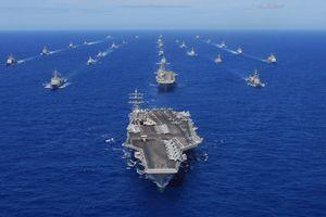 So sánh sức mạnh hải quân Mỹ-Trung : Ai xứng đáng trở thành 'bá chủ' Thái Bình Dương?