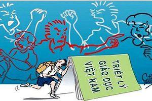 Triết lý giáo dục hướng tới sự tự do?