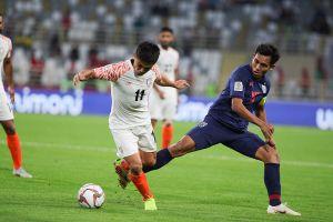 Thái Lan thua thảm Ấn Độ trong ngày ra quân Asian Cup 2019