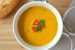 Cách làm súp đậu lăng cà rốt, vừa ngon bổ, vừa thêm món mới đổi vị năm mới