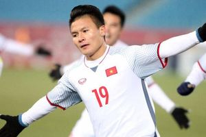 Quang Hải lọt top 15 cầu thủ xuất sắc nhất châu Á 2018