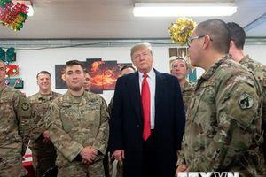 Mỹ có thể giữ một số binh sỹ ở miền Nam Syria sau khi rút quân