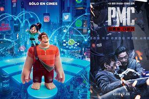 Sau 'Aquaman', phim nội địa Hàn Quốc tiếp tục thua 'Ralph Breaks the Internet'