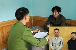 Vĩnh Phúc: Bắt giữ nhóm đối tượng gây ra hàng loạt vụ trộm cắp tài sản