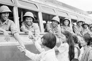 Đối với tôi Việt Nam là bạn, là thầy, là giải phóng quân