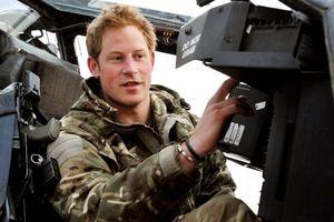 Quốc tế nổi bật: Hoàng tử Harry tham gia đánh trận giả