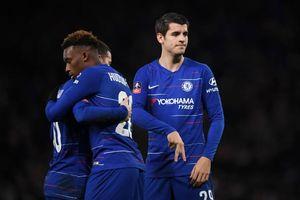 Alvaro Morata lập cú đúp, Chelsea thắng dễ Nottingham