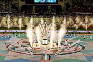 Toàn cảnh lễ khai mạc VCK Asian Cup 2019 hoành tráng và ấn tượng