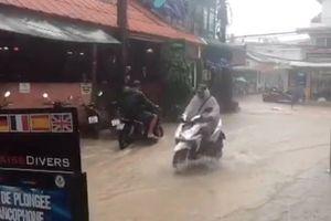 Thái Lan: Ít nhất 5 người thiệt mạng vì bão Pabuk