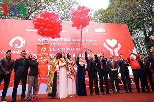 Chủ nhật Đỏ: 'Hiến máu cứu người sinh mệnh của bạn và tôi'