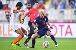 Asian Cup: Thái Lan thảm bại trước đội yếu nhất bảng A