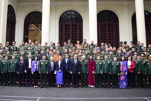 Hà Nội: Gặp mặt kỷ niệm 40 năm chiến thắng chiến tranh biên giới Tây Nam