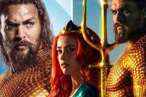 Siêu anh hùng Aquaman đã 'gõ cửa' câu lạc bộ tỷ đô, tuần thứ ba liên tiếp đứng đầu phòng vé