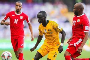 Đương kim vô địch Australia thua sốc trận ra quân Asian Cup