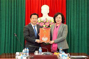 Ông Trần Thế Cương làm Phó Bí thư Quận ủy Bắc Từ Liêm