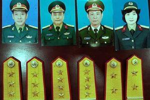 Bắt thêm đại tá quân đội 'dỏm' lừa đảo cả ngàn người