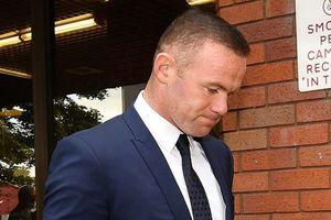 Rooney bị bắt vì chửi thề, say rượu tại Mỹ