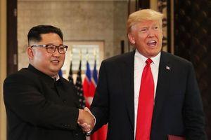 Báo Hàn: Kim Jong Un và TT Trump 'rất có thể' gặp lại ở Hà Nội