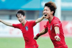 ĐT Hàn Quốc giành chiến thắng trong trận ra quân Asian Cup 2019