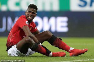 Man United sang Dubai tập huấn mà không có Pogba