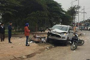 Tài xế xe 'điên' tông 2 người tử vong tại Hà Đông đã trình diện