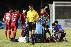 Trọng tài bắt tại AFF Cup 2018 sẽ cầm còi trận Việt Nam gặp Iraq