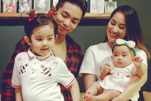 Mới hơn 3 tuổi, con trai Khánh Thi đã bộc lộ biệt tài của 'con nhà nòi'