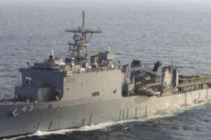 Nóng Nga-Ukraine: Đại chiến hạm Mỹ tiến vào Biển Đen