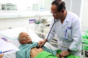 Cứu sống người bệnh ngừng tim 80 phút