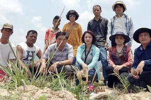 Kể chuyện đi làm phim về những người lính tình nguyện Việt Nam