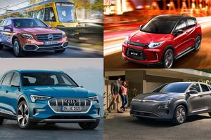 Top 10 xe ôtô điện dân dụng ra mắt trong năm 2018