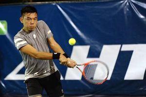Lý Hoàng Nam qua ải đầu tiên ở giải quần vợt nhà nghề Vietnam Open