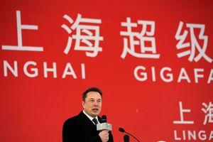 Elon Musk đến Trung Quốc, khởi công nhà máy Gigafactory